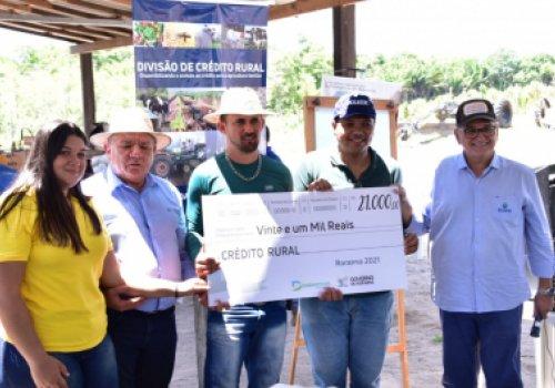 DIA DE CAMPO | Governo libera crédito para…