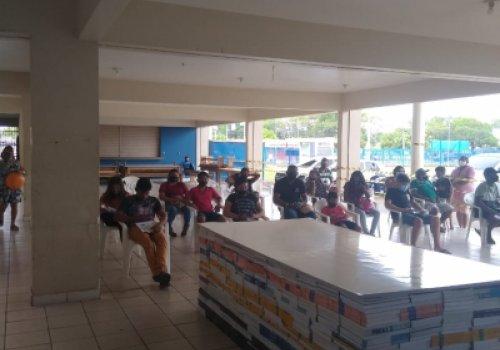 Escola Severino Cavalcante recebe as ações do projeto…