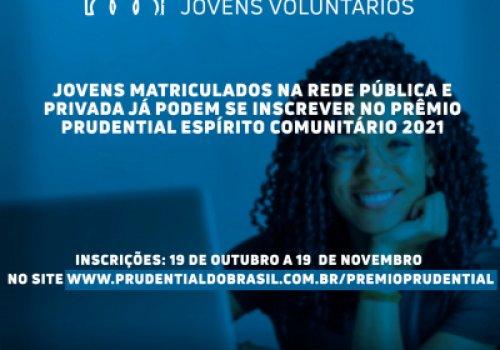 VOLUNTARIADO | Estudantes que realizam trabalhos voluntários podem…