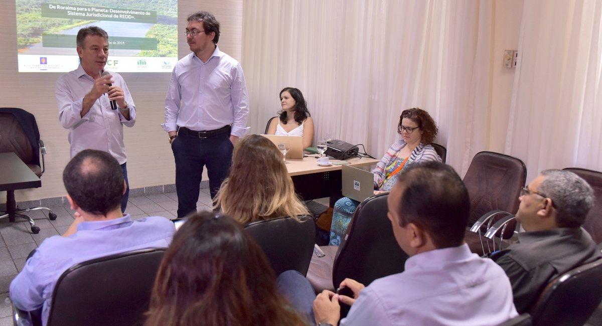 DESENVOLVIMENTO | Governo de Roraima e Ipam apresentam projeto de desenvolvimento do agronegócio de forma sustentável