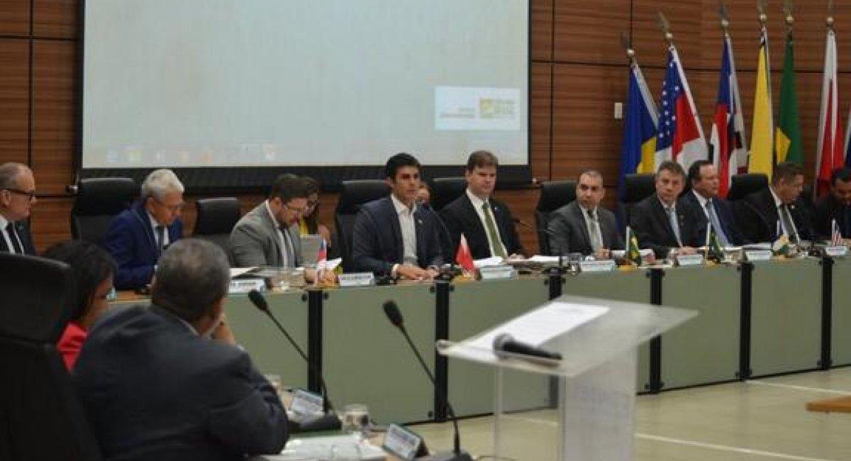 Governador participa de reunião do Conselho Deliberativo da Sudam