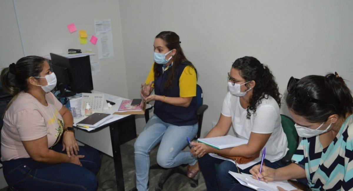 IMUNIZAÇÃO | Ações de monitoramento são reforçadas nos municípios de Roraima