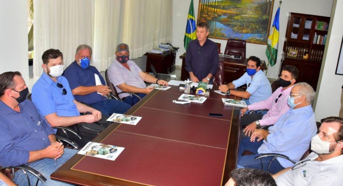 DESENVOLVIMENTO | Governo segue com agenda de atração de investimentos para Roraima