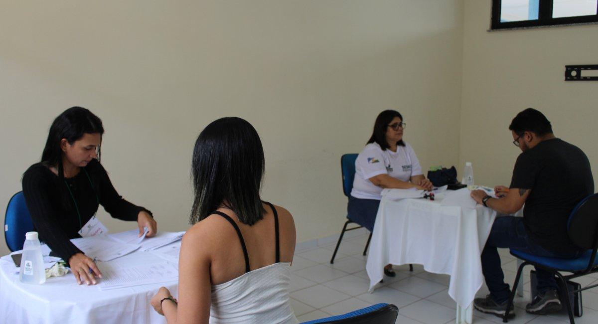 REFORÇO NA SAÚDE | Sesau inicia segunda chamada de candidatos aprovados em processo seletivo