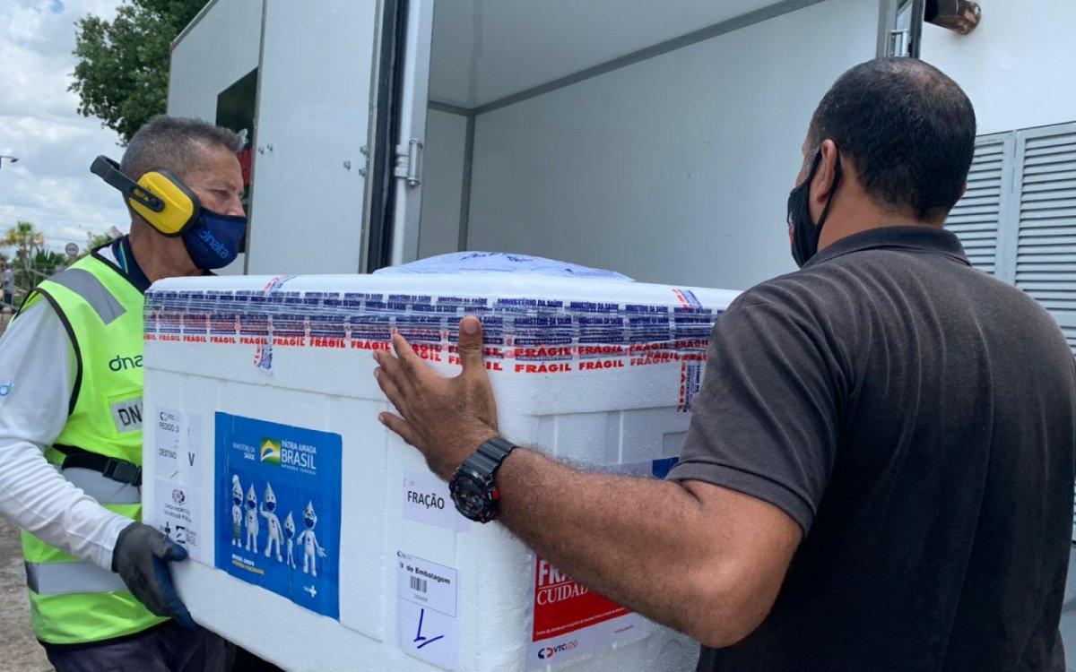 CONTRA A COVID-19 | Roraima recebe novas vacinas nesta sexta-feira